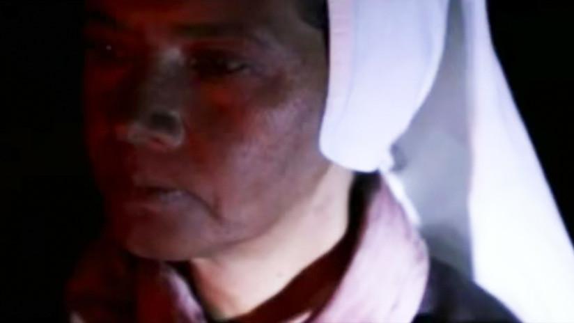 VIDEO: Monja colombiana secuestrada por yihadistas en Mali pide ayuda al papa Francisco