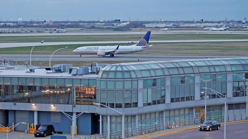 Una 'polizona en serie' cruza el Atlántico en avión sin boleto ni pasaporte