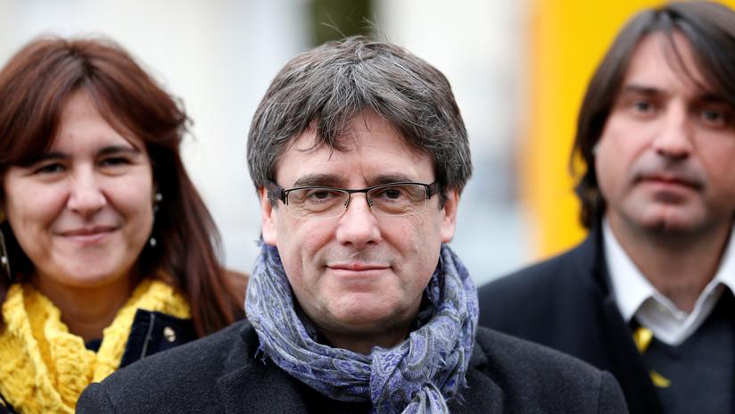"""Puigdemont: """"No hay ningún otro candidato posible ni otra combinación aritmética posible"""""""