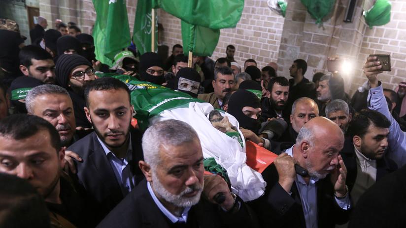 Alto fundador de Hamás muere tras dispararse accidentalmente en la cabeza