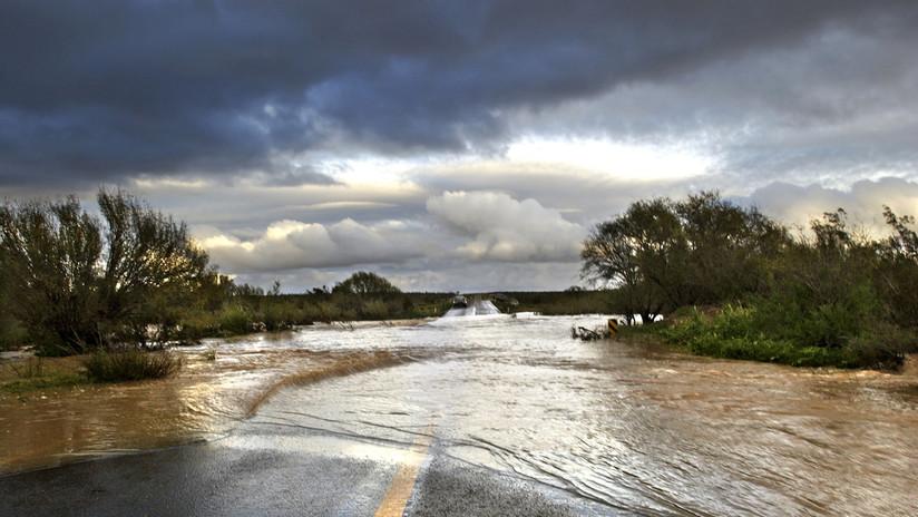 México: Intensas lluvias desbordan por segundo día el río Tulijá en Tabasco (FOTOS y VIDEO)