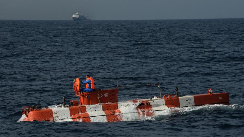 """""""Sin análogos en el mundo"""": Rusia moderniza su batiscafo de rescate Bester"""