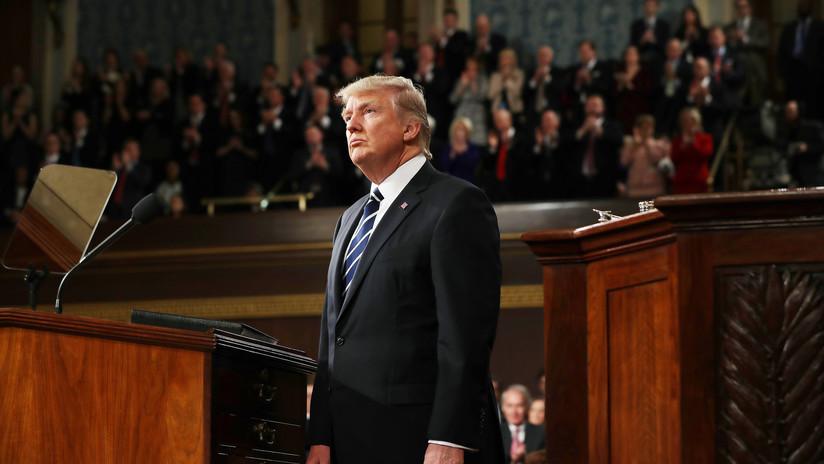 """""""Es el momento del sueño americano"""": los puntos clave del discurso del Estado de la Unión de Trump"""