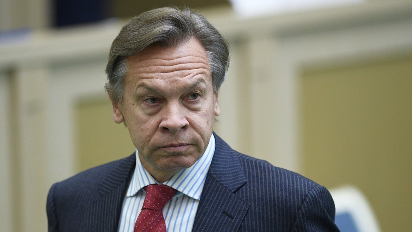 Senador ruso revela la razón de nuevas sanciones de EE.UU. contra Rusia