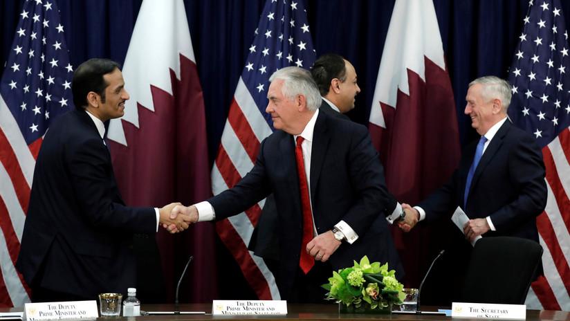 Catar solicitó una mayor presencia militar de EE.UU. en su territorio