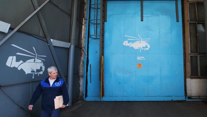 Rusia somete a pruebas a su potente nuevo helicóptero no tripulado