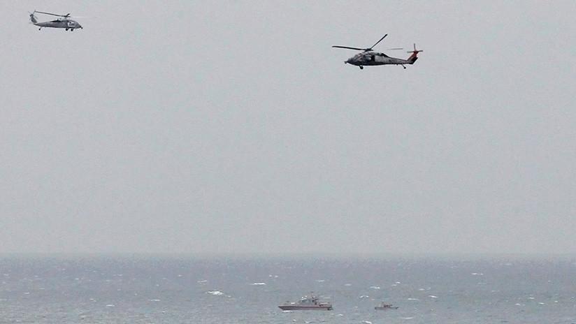 La Armada iraní envía su 50.ª flotilla de buques de guerra a aguas internacionales cerca de Yemen