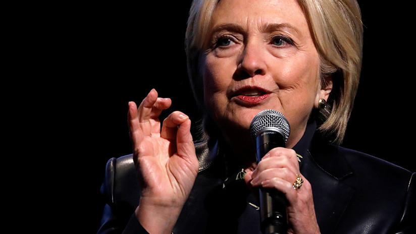 Polémica: Hillary Clinton explica por qué no despidió a un asesor acusado de abuso sexual
