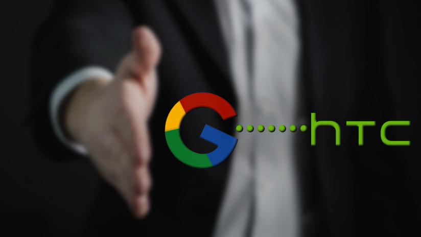 El precio que pagó Google para absorber parte del gigante de los 'smartphones' HTC