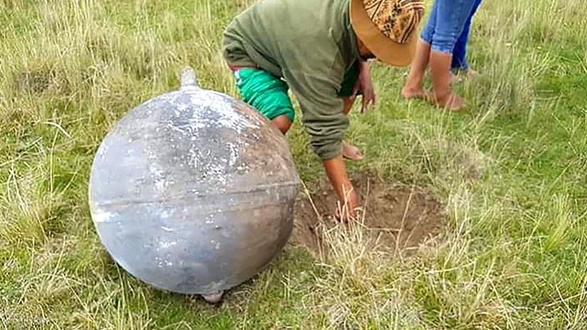 Perú avista la caída de un enigmático objeto dentro de una bola de fuego (FOTOS)