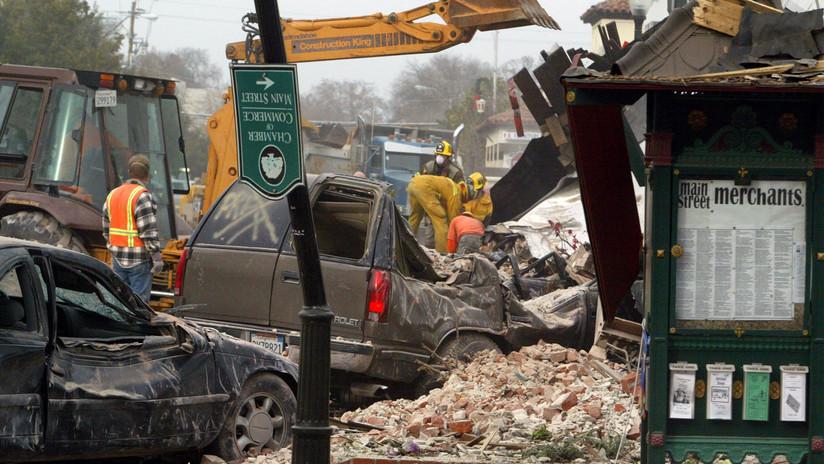 Advierten de imprevisibles y devastadores terremotos en California que podrían matar a millones