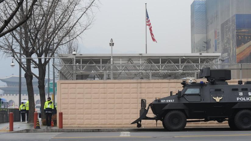 EE.UU. revoca candidatura de embajador en Seúl por sus criticas a los planes de ataque a Pionyang