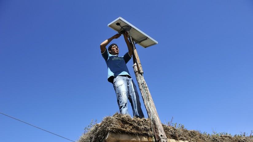 Familias rurales de Argentina recibirán kits solares de manera gratuita