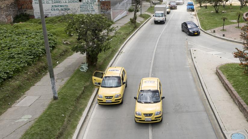 Taxista agrede a un pasajero por no contar con cambio para pagar el servicio