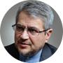 Gholamali Khoshroo, embajador de Irán en la ONU