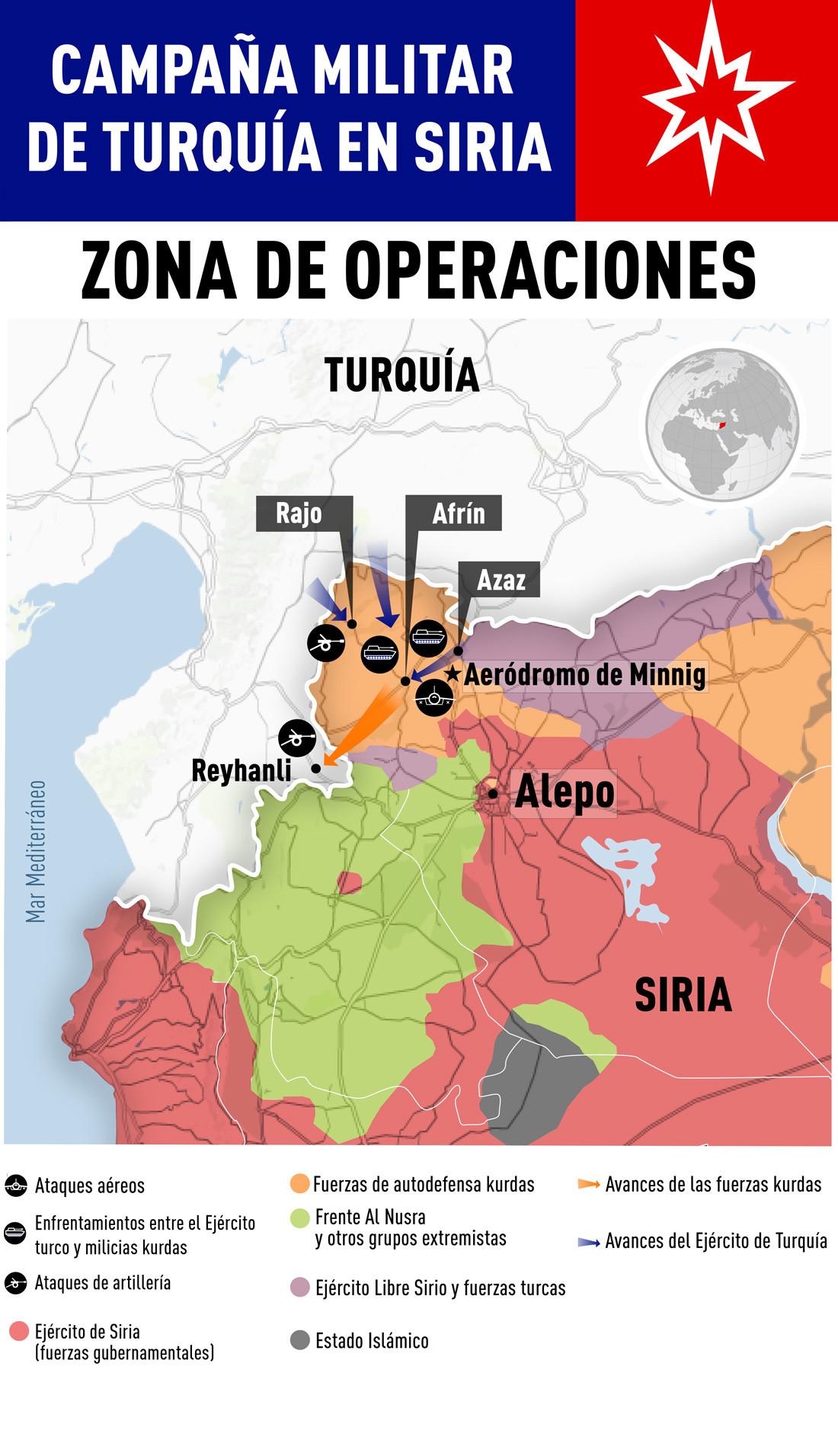 Conflicto Turquía - Siria  - Página 14 5a69f02108f3d931498b4567