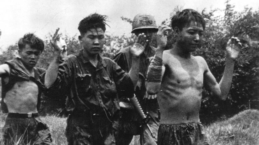 Se Cumplen 50 A Os De La Foto Que Destap El Horror De La Guerra De