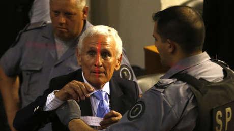 Miguel Etchecolatz, expolicía argentino condenado por crímenes de lesa humanidad