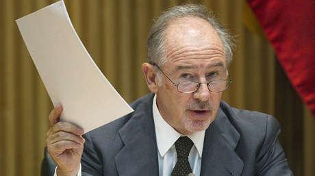 Rodrigo Rato, exdirector del FMI, exministro de Economía y exvicepresidente de España.
