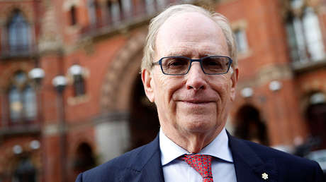El abogado Richard McLaren en Londres (Reino Unido), el 9 de diciembre de 2016.