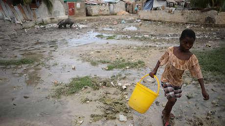 Port-au-Prince, Haití, el 11 de noviembre de 2017.