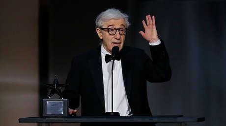 Woody Allen en Los Ángeles, California (EE.UU.), el 8 de junio de 2017.
