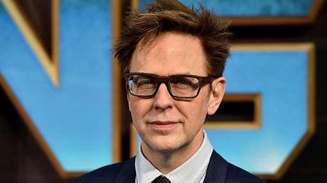El cineasta estadounidense James Gunn.