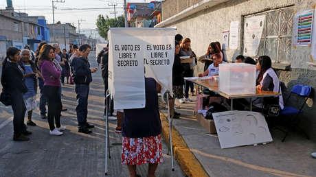 Elecciones para Gobernador del Estado de México en Nezahualcoyotl. 4 de junio de 2017.