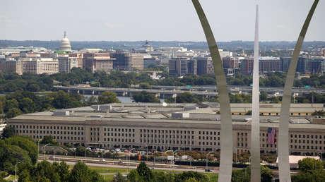 El Pentágono en Arlington, Virginia, EE. UU., El 11 de septiembre de 2017.