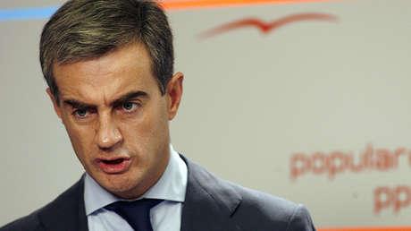 Ricardo Costa, exsecretario general del PP en Valencia