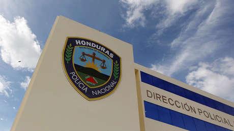 Cuartel general de la Policía Nacional de Honduras en Tegucigalpa, capital del país.