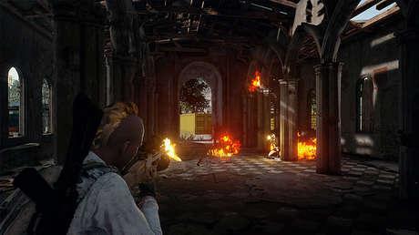 Captura de pantalla del videojuego 'PlayerUnknown's Battlegrounds'