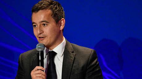 Gérald Darmanin, ministro de Finanzas y Cuentas Públicas francés.
