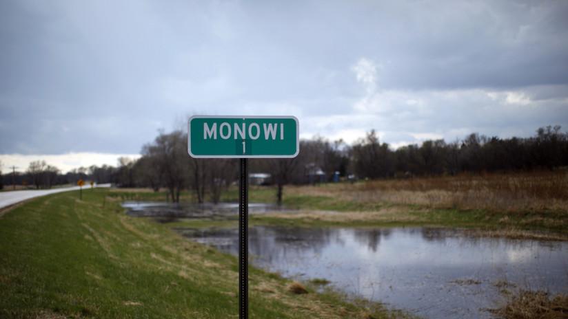 Monowi: Así es la vida en la ciudad con un solo habitante (FOTOS)