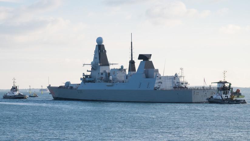 Un almirante ruso comenta la entrada de barcos de la OTAN en el mar Negro