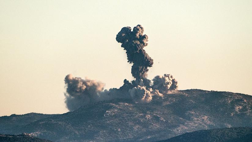 La aviación turca mata a 49 combatientes kurdos en el norte de Irak