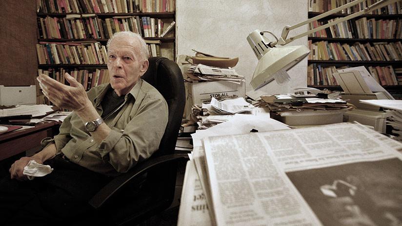 Fallece Gene Sharp, ideólogo de las 'revoluciones de colores'