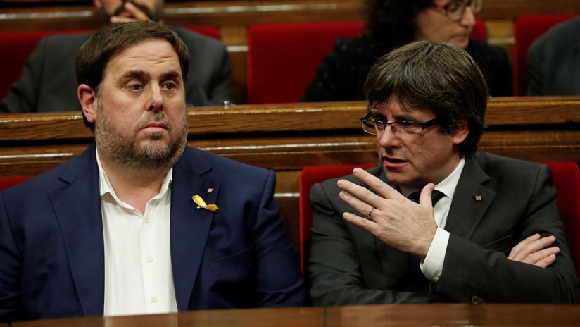 Cataluña: Oriol Junqueras plantea una presidencia simbólica combinada con otra ejecutiva