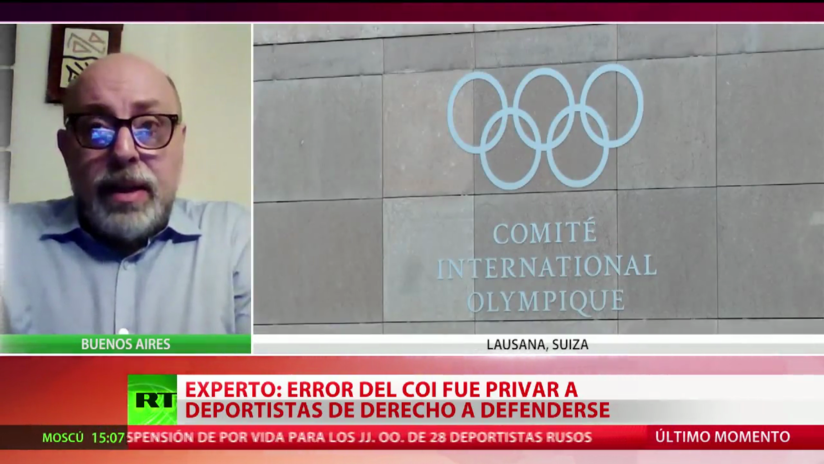 """""""Para limpiar su nombre los deportistas rusos podrían presionar al COI"""""""