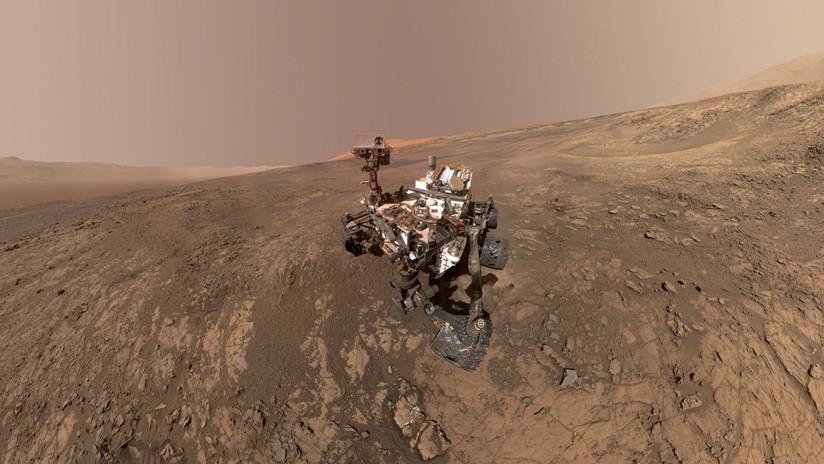 El vehículo explorador Curiosity captura imágenes panorámicas inéditas de Marte (FOTO, VIDEOS)
