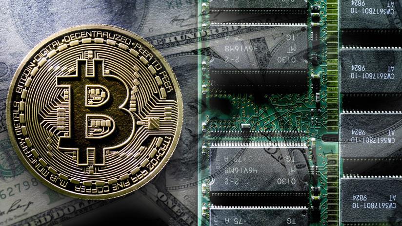 El bitcóin y otras criptodivisas caen ante la noticia de su prohibición en la India