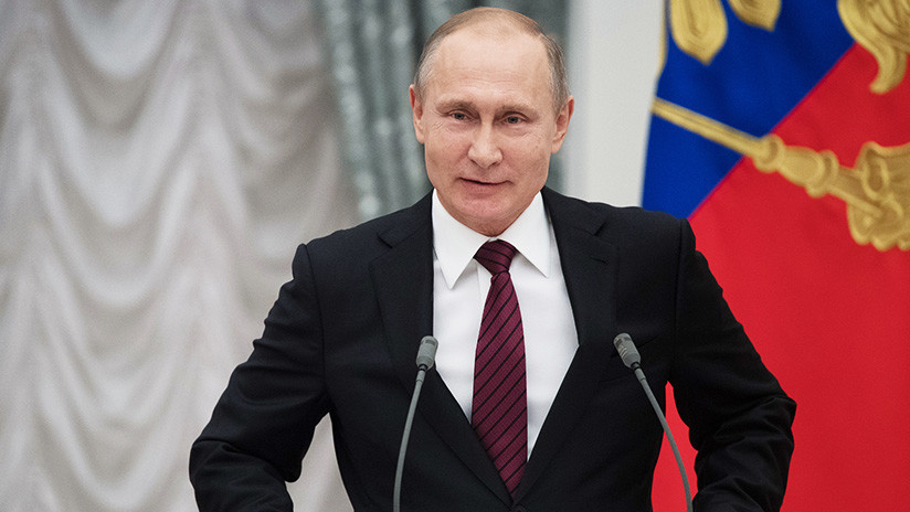 Putin: La decisión del TAS confirma que la mayoría de los atletas rusos están limpios