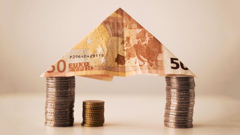"""La """"montaña de deuda secreta"""" de la Unión Europea"""