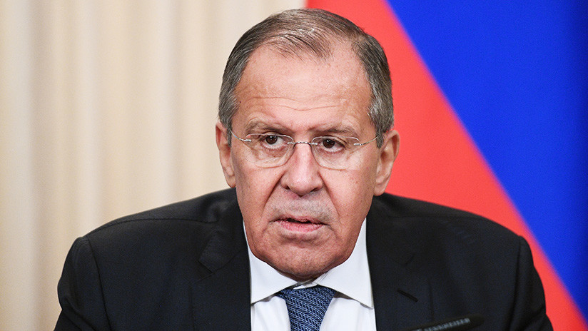 """Lavrov: """"L'immunité contre le virus nazi s'est affaiblie dans certains pays"""""""