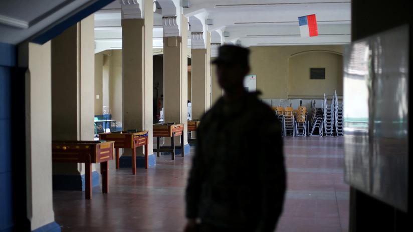 Una conscripta en Chile denuncia haber sido violada por un teniente