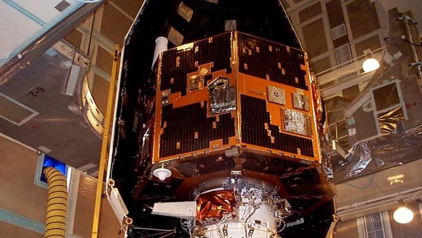 Un astrónomo aficionado halla un satélite que la NASA perdió hace 12 años