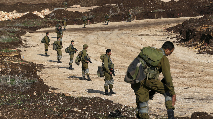 Reportan el lanzamiento de un misil desde la Franja de Gaza hacia Israel