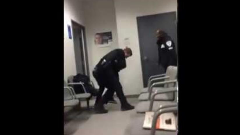Adolescente de 18 años es baleado en la cabeza por un guardia de seguridad en Canadá (VIDEO)