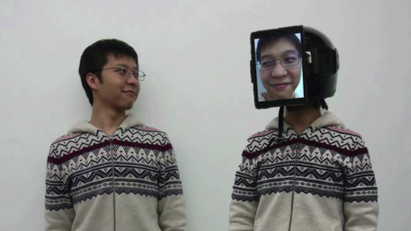 """""""Uber humano"""": El sistema que permite ser reemplazado físicamente por otra persona (Foto, video)"""