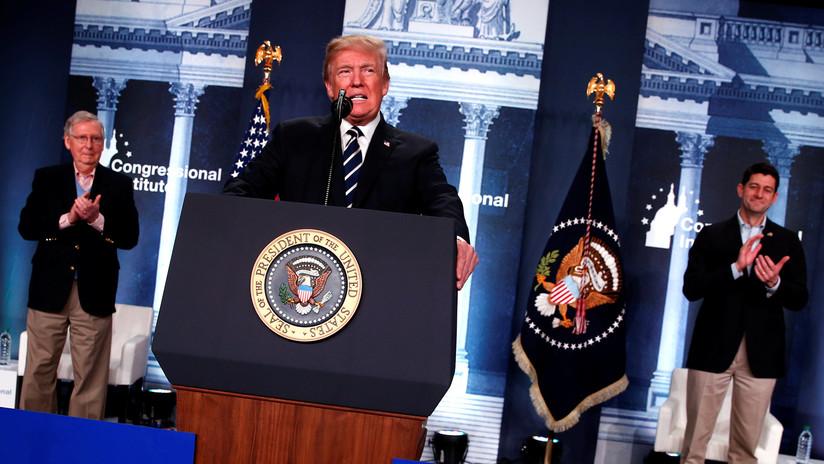 Trump aclara qué tipo de personas deberían inmigrar a EE.UU.